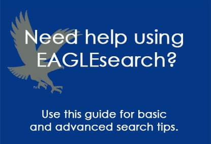 EAGLEsearch Help
